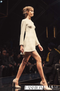 Ermanno Scervino Fashion show