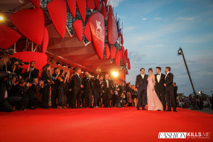 Best dresses on the red carpet during 72 Venice Film Festival