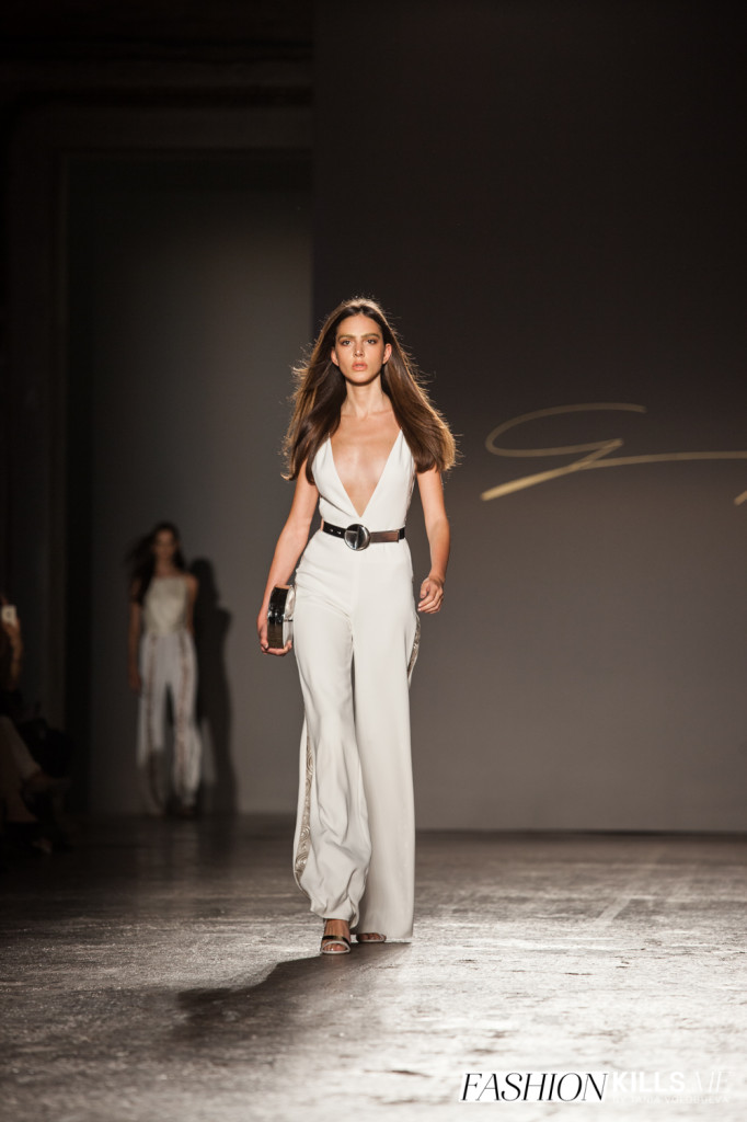 Genny fashion show during Milan Fashion week spring/summer 2016