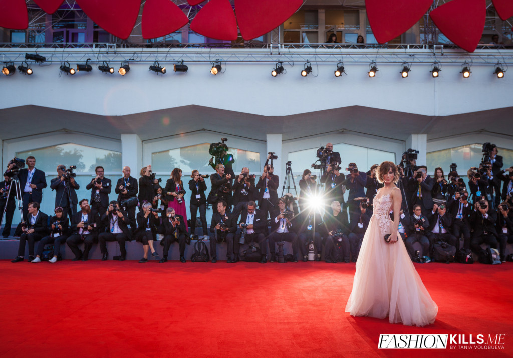 'A Bigger Splash' Premiere - 72nd Venice Film Festival