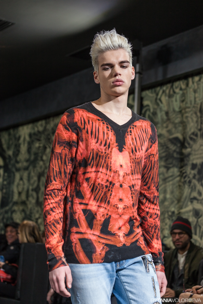 John Richmond - Mens Fall 2016 Runway - Milan Menswear Fashion Week